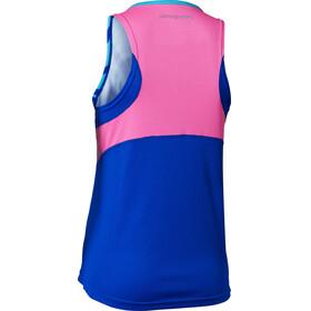 Salming Race Singlet Women Blue